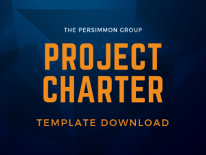 This Project Charter Template Provides Teams With A One Page Document That Captures The Why What Who How And When Of