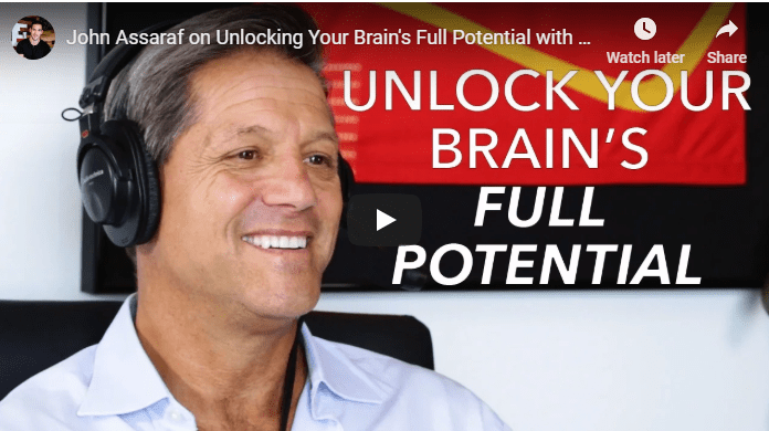 Achieve your success with unlocking your brains full potential
