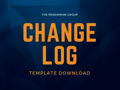 Project Change Request Log Template The Persimmon Groupthe Persimmon Group
